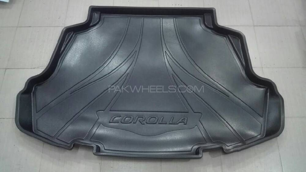 Luggage Tray Genuine Toyota Corolla 2014-2017 - MC in Lahore