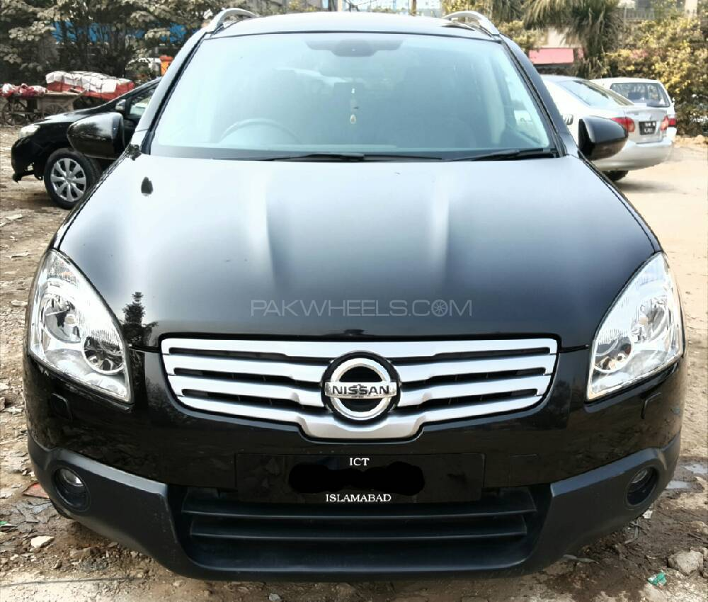 nissan qashqai 2 2009 for sale in rawalpindi pakwheels. Black Bedroom Furniture Sets. Home Design Ideas