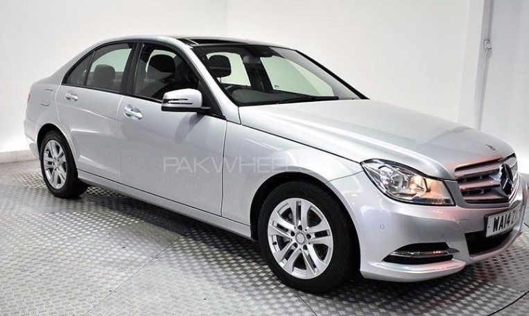mercedes benz c class c180 2014 for sale in gujrat pakwheels