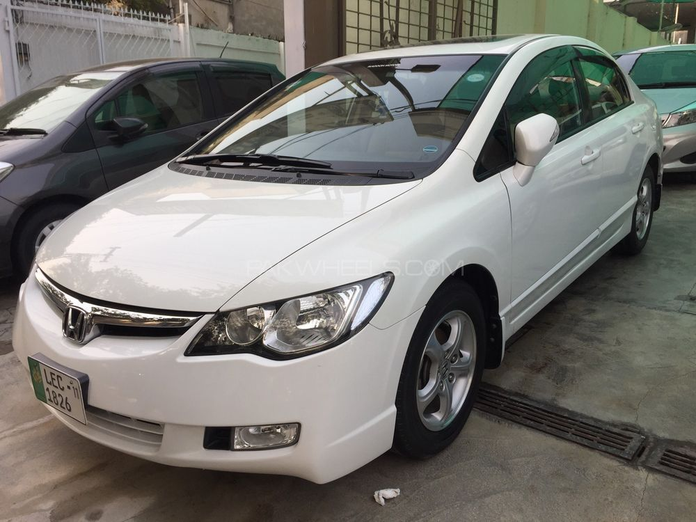 honda civic vti oriel prosmatec 1 8 i vtec 2011 for sale in lahore pakwheels. Black Bedroom Furniture Sets. Home Design Ideas