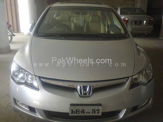 Honda Civic VTi Oriel Prosmatec 1.8 i-VTEC 2008 Image-3