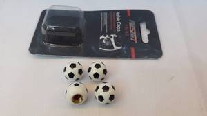 Tyre Nozzle Cap Football in Lahore