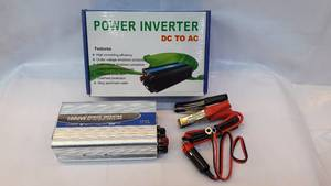 Power Inverter  DC to AC 12V TO 1000 WATT in Lahore