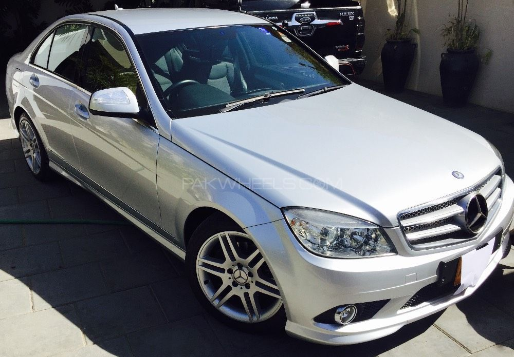 Mercedes benz c class c180 2008 for sale in karachi for 2008 mercedes benz c300 for sale