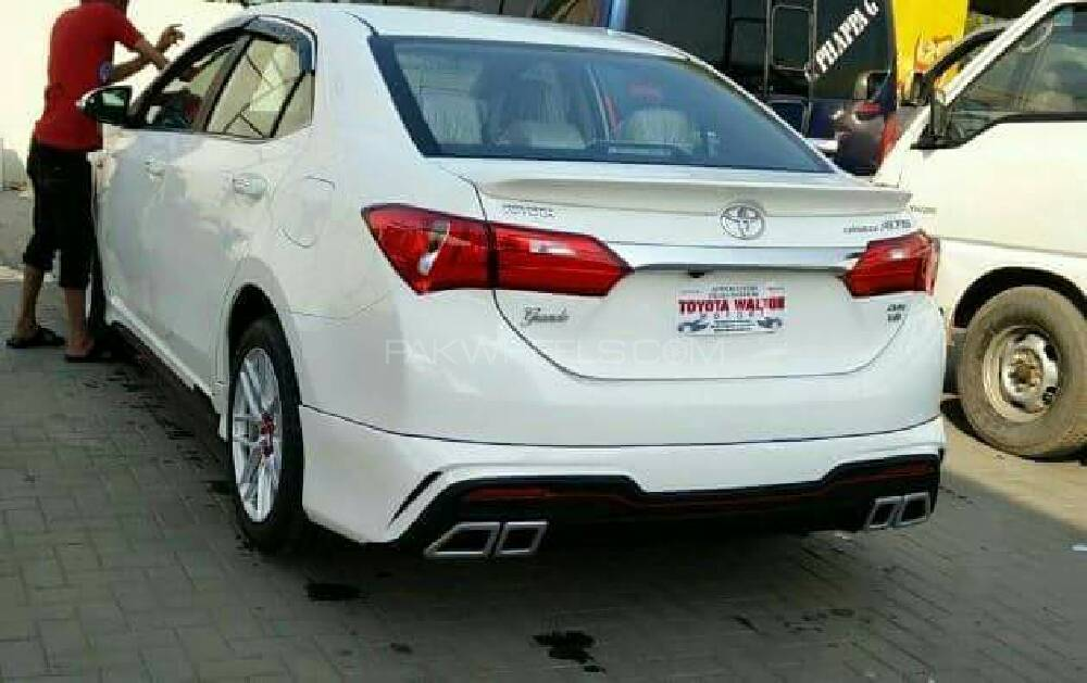 toyota corolla 2014 2016 bodykits for sale in lahore parts accessories 2283447 pakwheels. Black Bedroom Furniture Sets. Home Design Ideas
