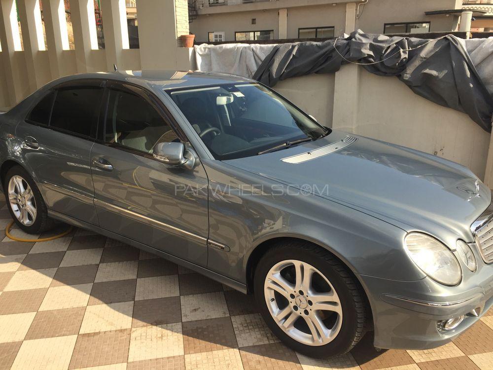 Mercedes Benz E Class E280 2007 Image-1