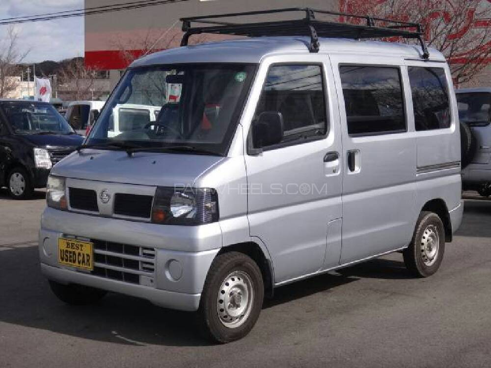 Nissan Moco G 2011 Image-1