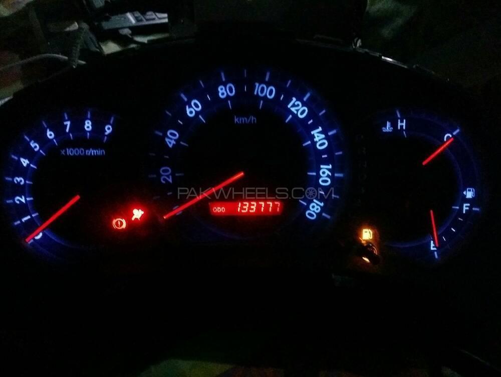 Toyota Caldina Speedometer Image-1