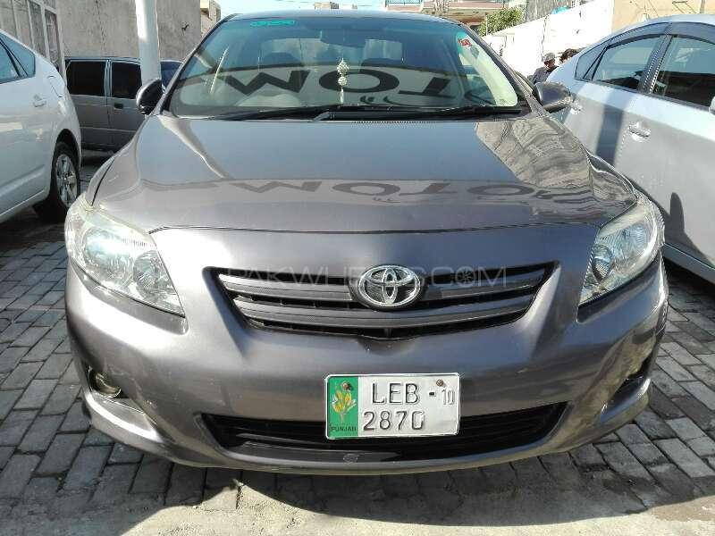 Toyota Corolla Altis 1.8 2010 Image-1