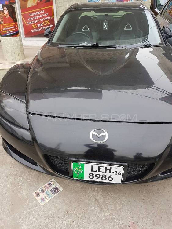 mazda rx8 rotary engine 40th anniversary 2004 for sale in lahore pakwheels. Black Bedroom Furniture Sets. Home Design Ideas