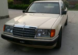 Mercedes Benz E Class 1990 Cars For Sale In Pakistan