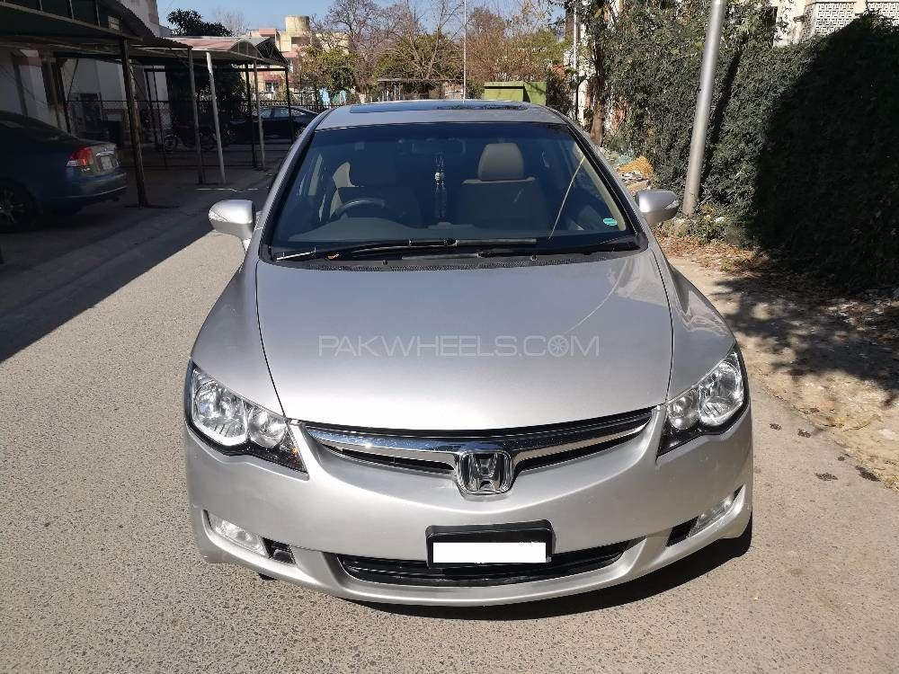 honda civic vti oriel prosmatec 1 8 i vtec 2007 for sale in islamabad pakwheels. Black Bedroom Furniture Sets. Home Design Ideas