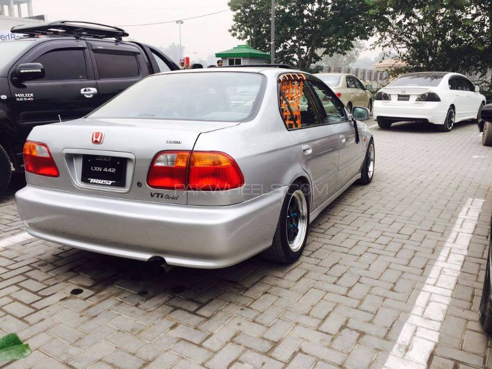 Honda Civic 2000 For Sale In Peshawar Pakwheels