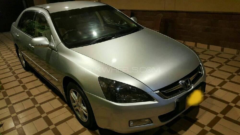 Honda Accord CL9 2006 Image-1