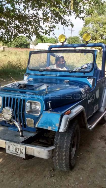 Jeep CJ 5 2.5 1981 Image-1