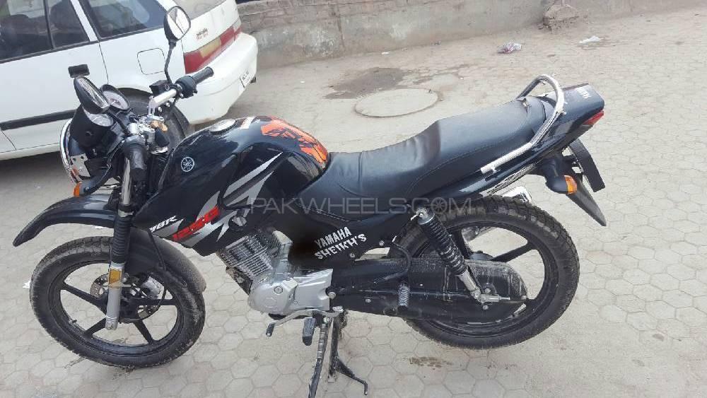 used yamaha ybr 125 2017 bike for sale in islamabad 180517 pakwheels. Black Bedroom Furniture Sets. Home Design Ideas