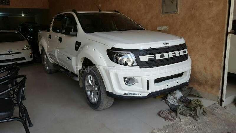 Ford Ranger 2013 Image-1