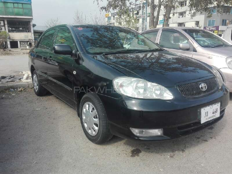 toyota corolla xli 2006 for sale in islamabad pakwheels. Black Bedroom Furniture Sets. Home Design Ideas