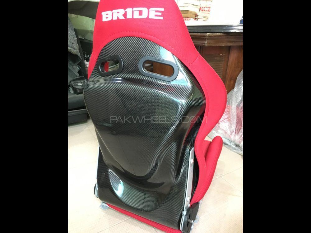 Bride Carbon Fiber Bucket Seats Image-1