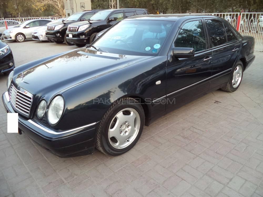 Mercedes benz e class e320 1996 for sale in karachi for 1996 mercedes benz e320