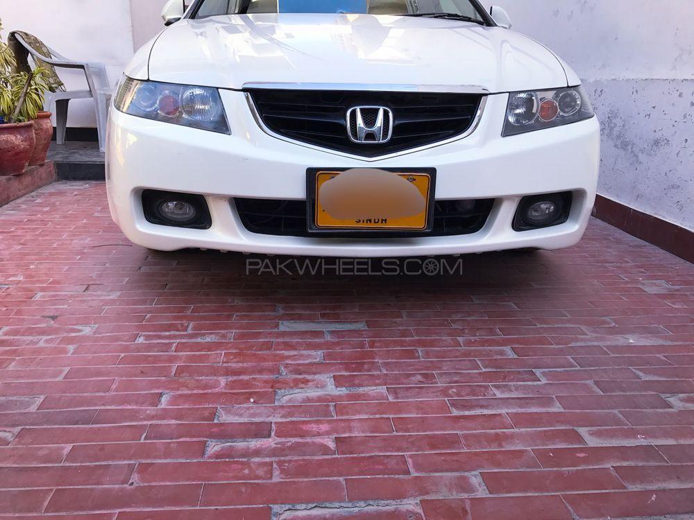 Honda Accord VTi 2.4 2003 Image-1