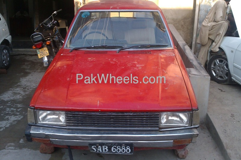 used toyota corolla 1981 car for sale in lahore 489840 pakwheels. Black Bedroom Furniture Sets. Home Design Ideas