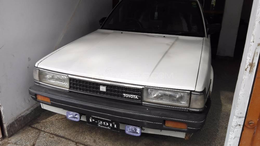 Toyota Cressida 1985 Image-1