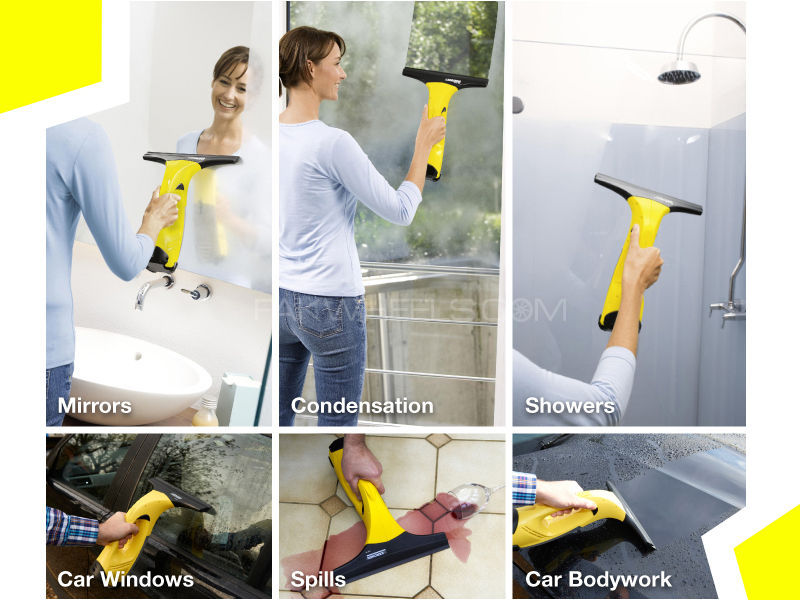 KARCHER Window Vacuum:  WV 50 in Lahore