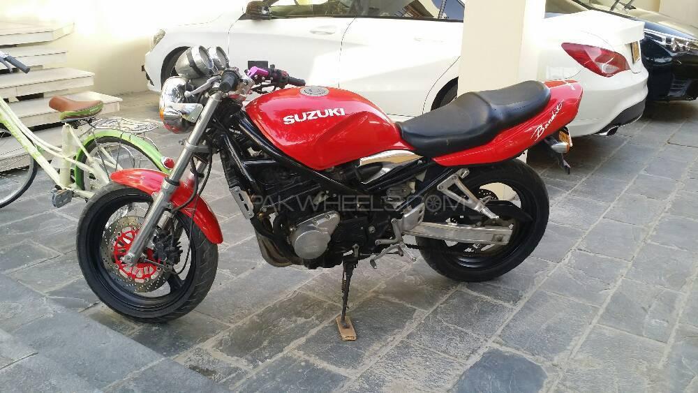 Suzuki Bandit Vc