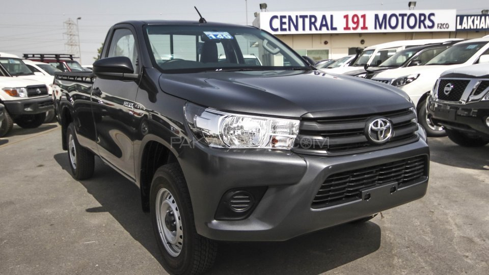 Toyota Hilux 4x4 Single Cab Standard 3.0 2016 Image-1