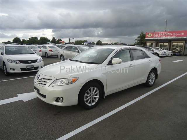 toyota camry 2009 for sale in islamabad pakwheels. Black Bedroom Furniture Sets. Home Design Ideas