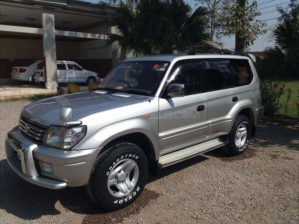 Toyota Prado TX Limited 3 0D 2002 for sale in Peshawar