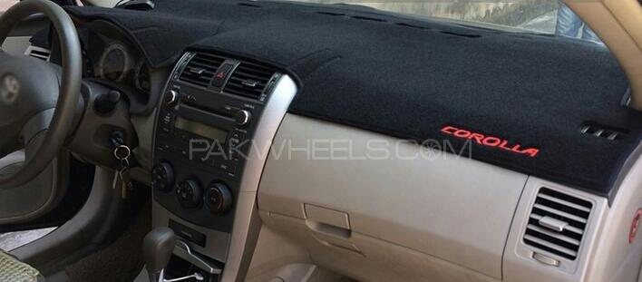 Dashboard Carpet Mat Corolla 2009-2013 in Lahore