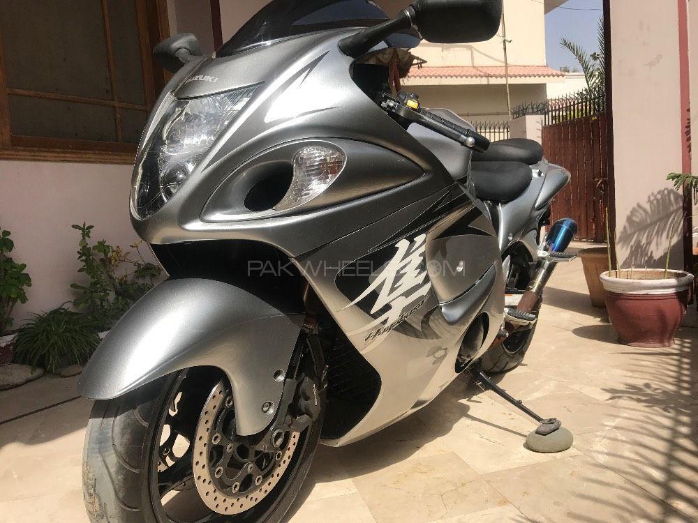 Used Suzuki Hayabusa 2009 Bike for sale in Karachi ...