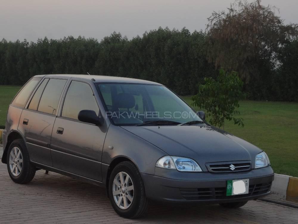 Suzuki Cultus VXRi (CNG) 2010 Image-1