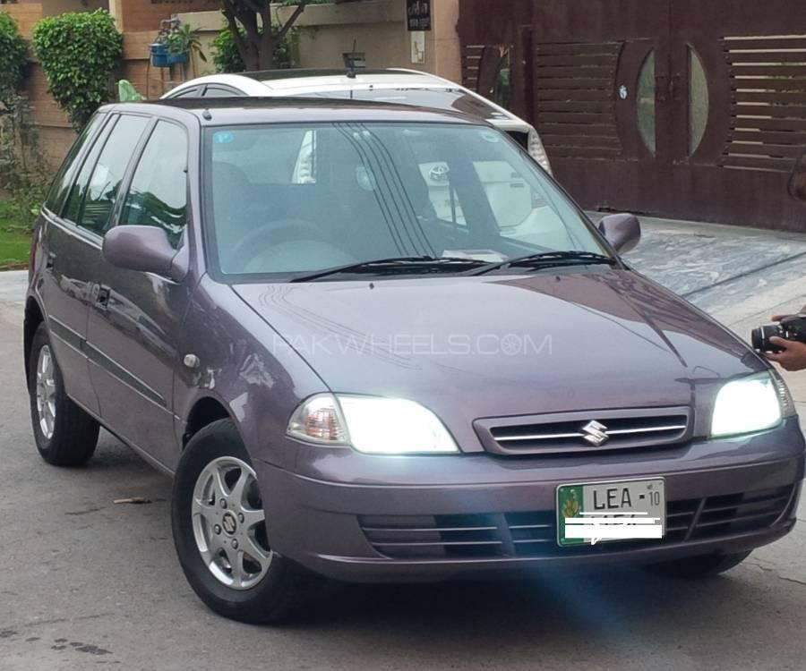 Suzuki Cultus VXLi 2010
