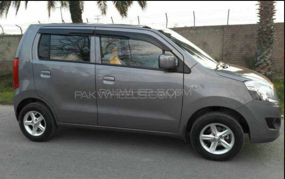 Suzuki Wagon R 2016 Manual