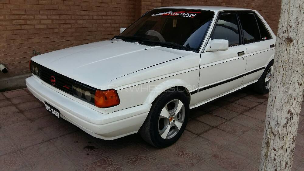 Nissan Sunny Super Saloon 1.6 (CNG) 1989 for sale in ...