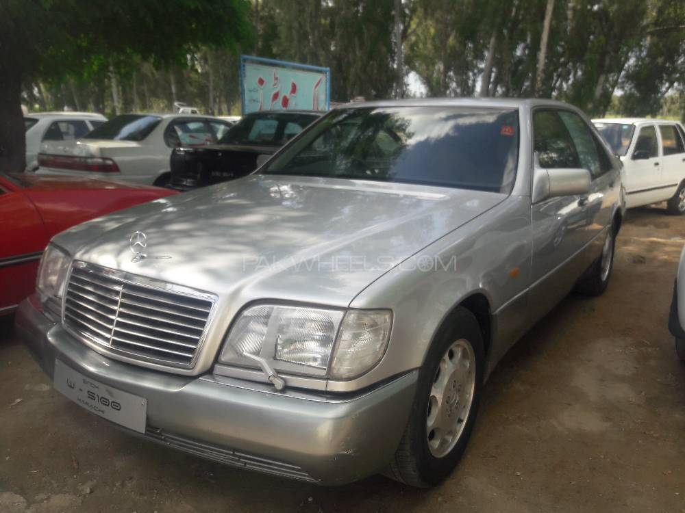Mercedes benz s class s 320 1993 for sale in islamabad for Mercedes benz s550 rims for sale