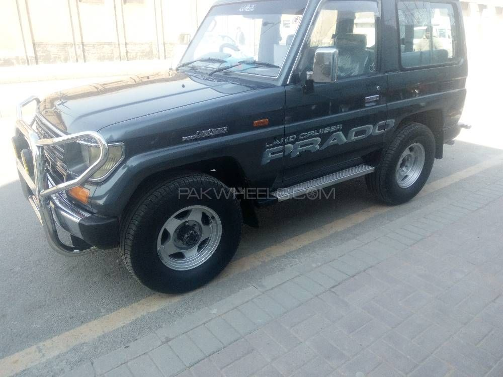 toyota prado 1991 for sale in rawalpindi pakwheels