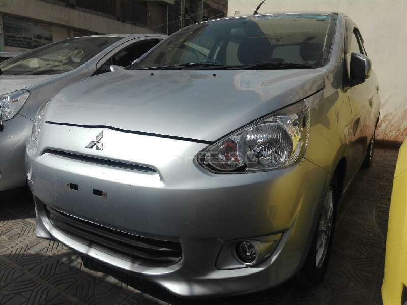 Mitsubishi Mirage Price In Pakistan 2017 >> Mitsubishi Mirage G 2013 for sale in Karachi | PakWheels
