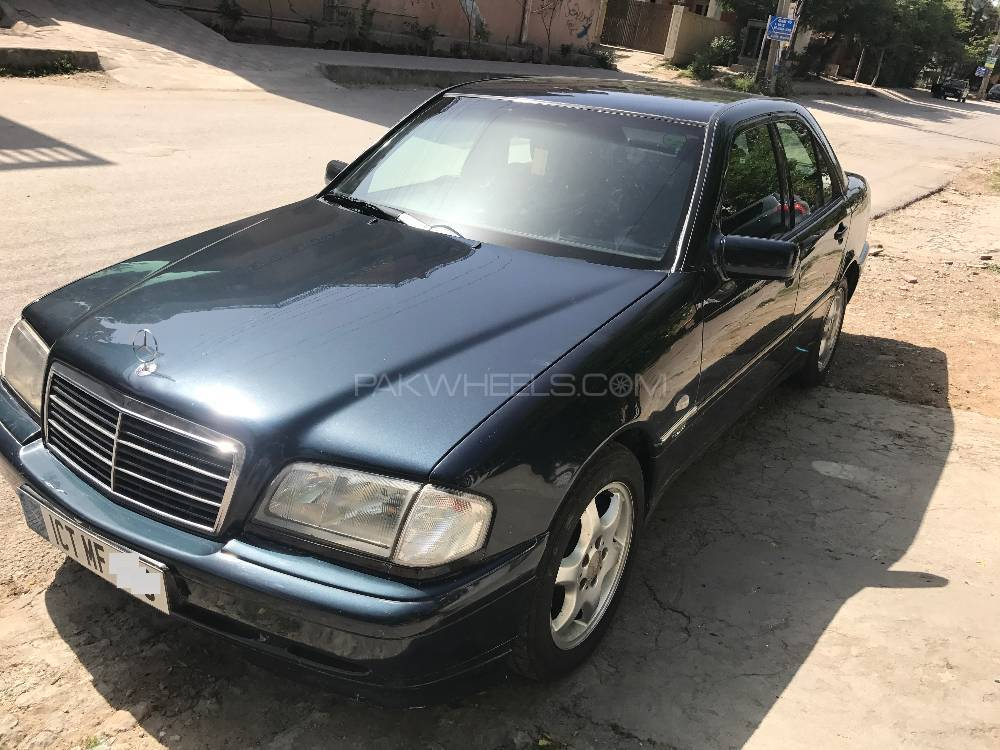 Mercedes benz c class c180 1998 for sale in islamabad for Mercedes benz c class 1998