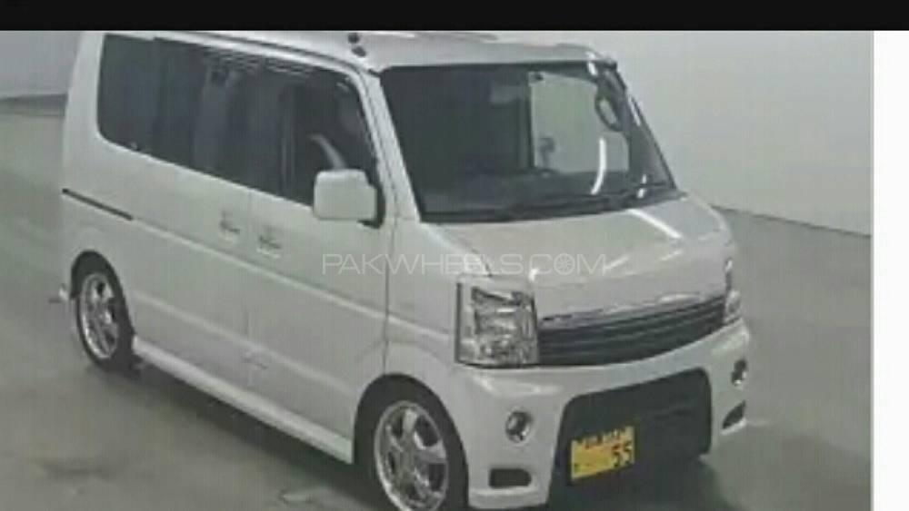 Suzuki Every Wagon PZ Turbo 2013 Image-1