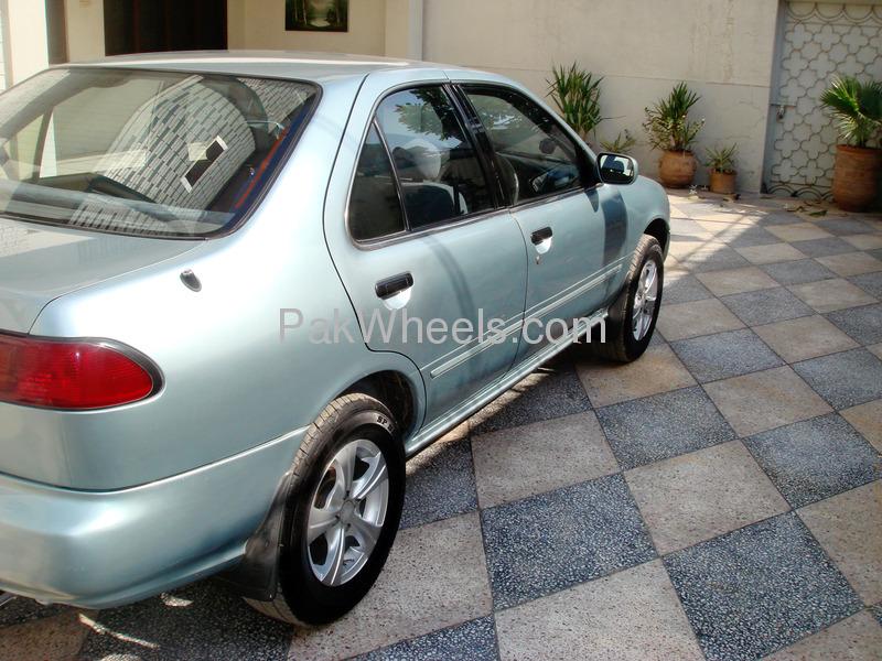 Nissan Sunny 1997 Image-6