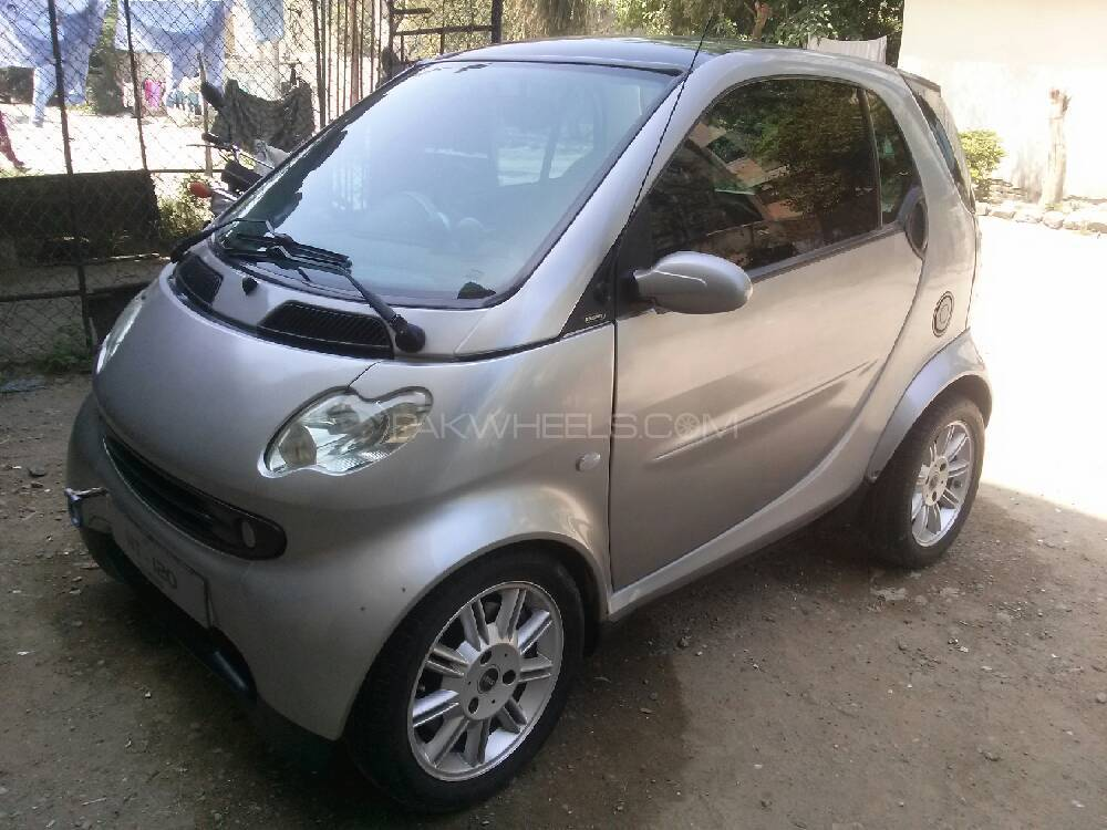 Mercedes benz smart 2003 for sale in islamabad pakwheels for Smart car mercedes benz