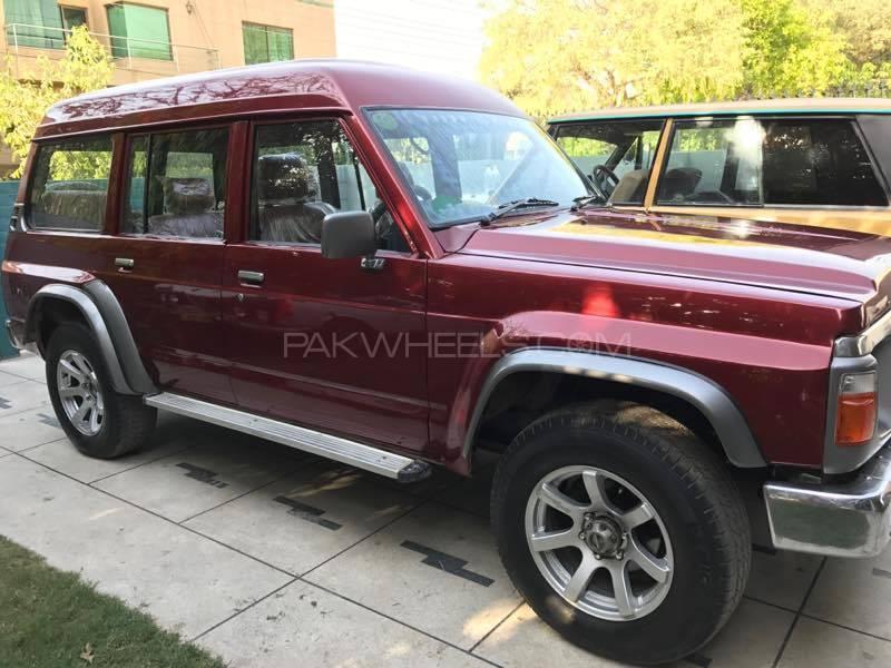 Nissan Patrol 1990 For Sale In Lahore Pakwheels