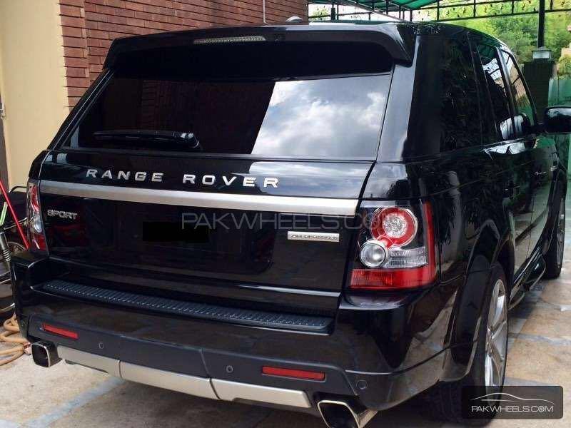 range rover sport supercharged 5 0 v8 2012 for sale in lahore pakwheels. Black Bedroom Furniture Sets. Home Design Ideas