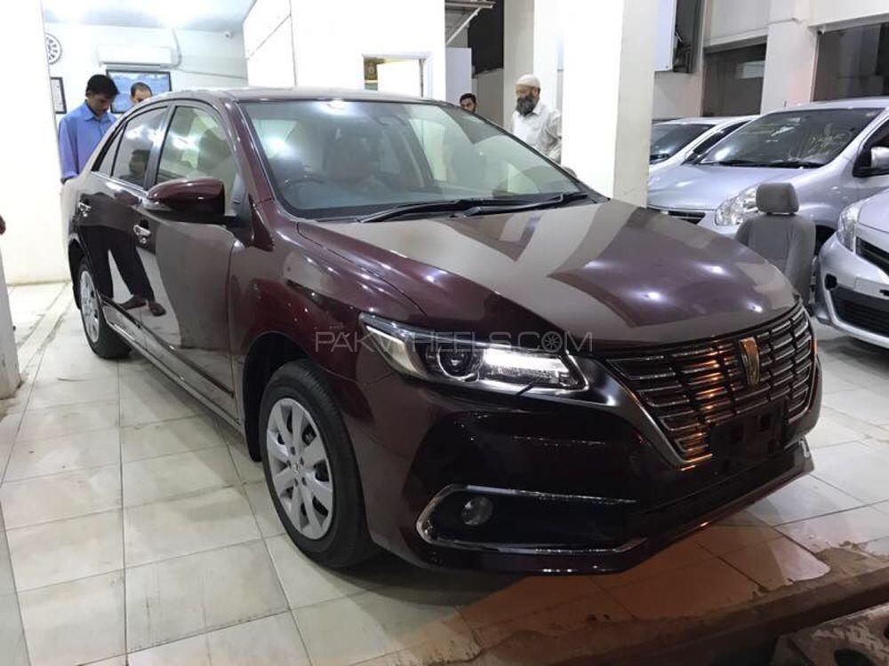 Toyota Premio F Ex Package 1 5 2016 For Sale In Karachi Pakwheels