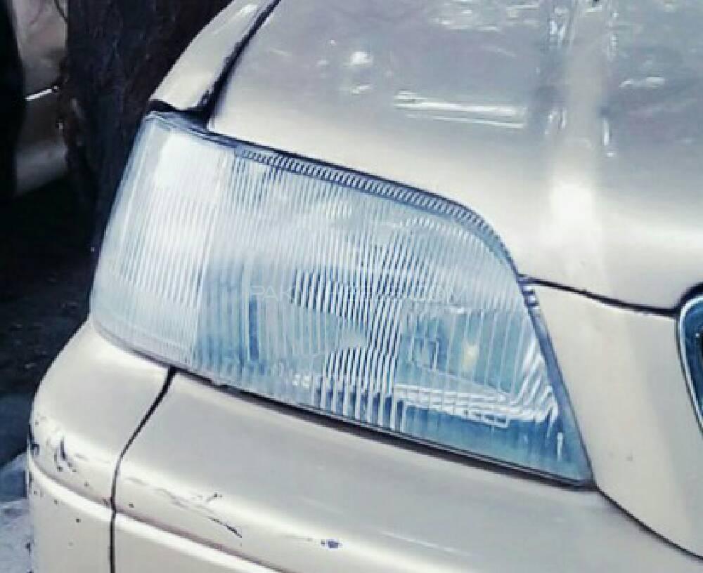 Honda city 98 genuine head lights for sale Image-1