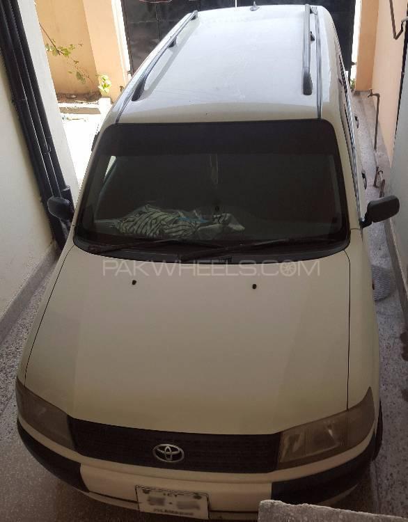 Toyota Probox 2006 Image-1